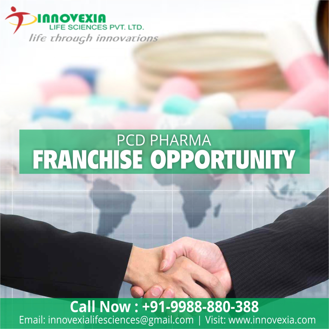 Pharma Franchise for Ortho Medicines