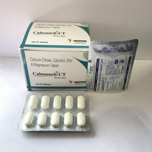 Calmunch CT Tablets