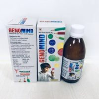 GENOMIND offers omega 3 fatty acid 613 mg + VITAMIN A 165 mcg and Vitamin D3 2.5mcg